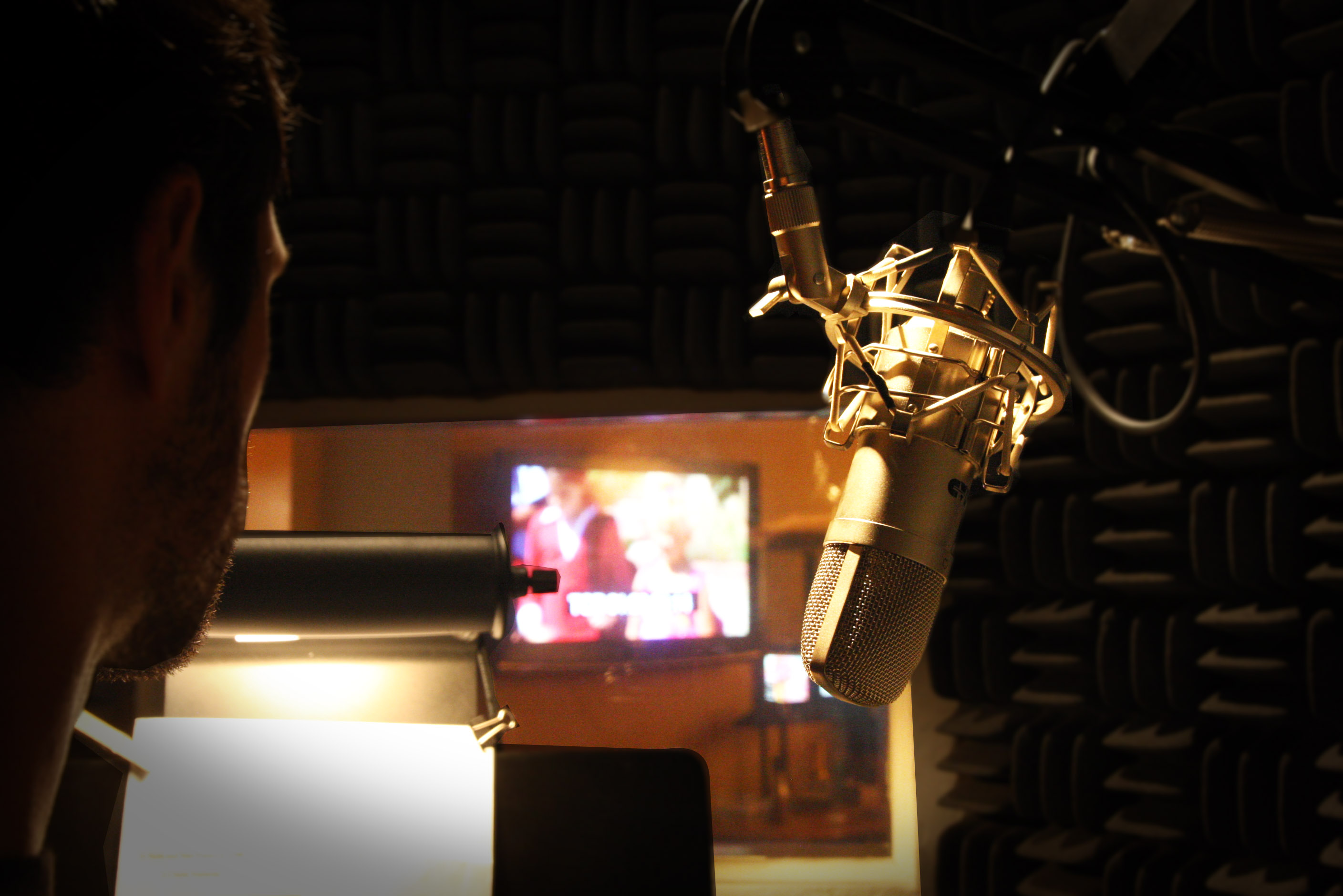 Film Creations Recording Booth
