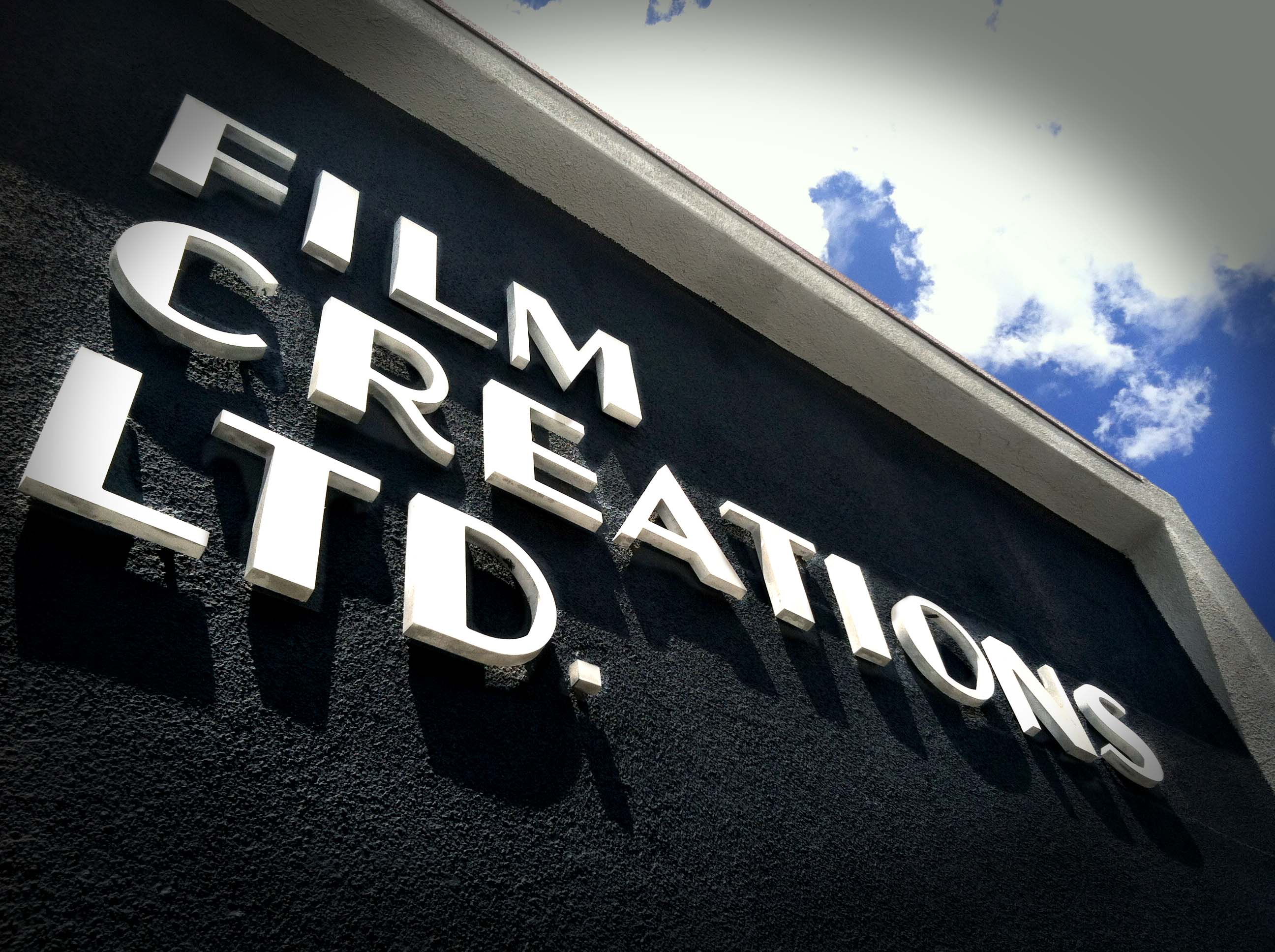 Film Creations Entrance